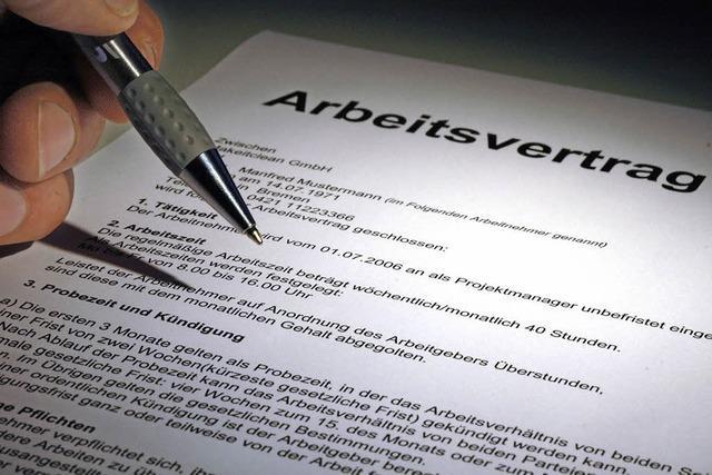 Arbeitsverträge mit Verfallsdatum