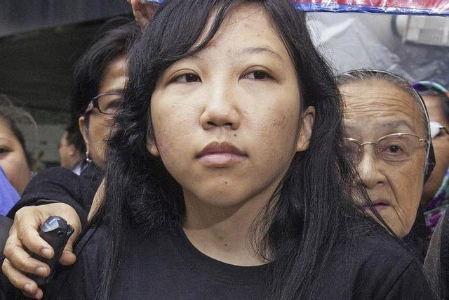 Hongkongerin muss sechs Jahre in Haft