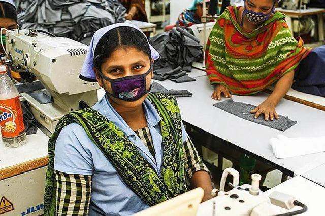Was hat sich geändert? Besuch in einer Textilfabrik in Bangladesh