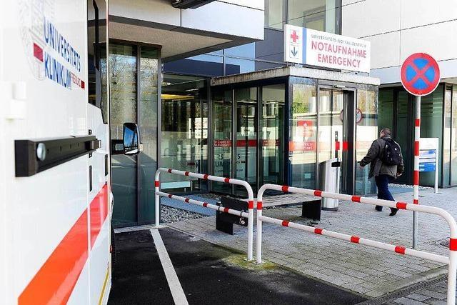 Notaufnahmen in Nöten: Zu viele Patienten kommen mit Bagatellen