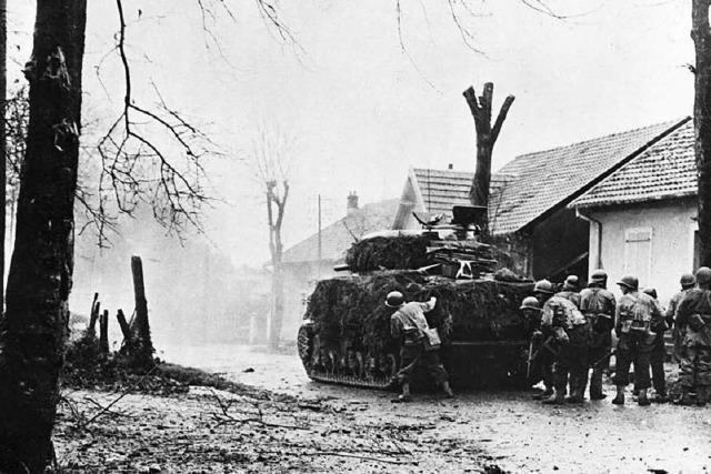Frontgebiet Kaiserstuhl: Der Krieg kommt zurück