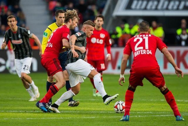 Live-Ticker zum Nachlesen: Bayer Leverkusen – SC Freiburg 1:0