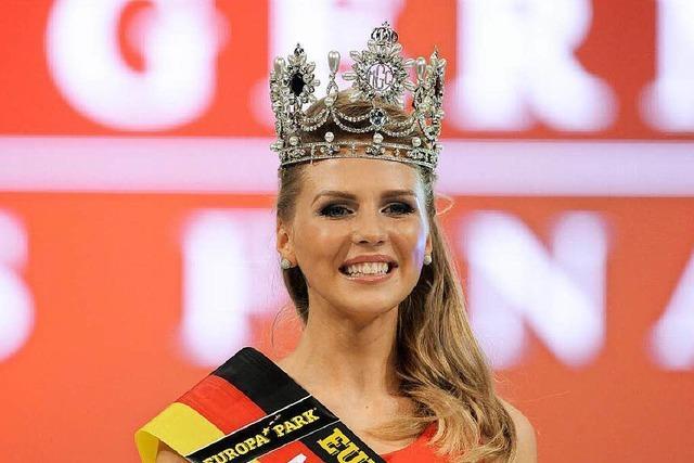 Wie war's bei...der Miss Germany Wahl 2015 im Europa-Park Rust?