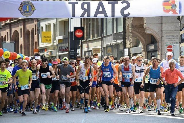Veranstalter erwarten Rekordbeteiligung beim 25. Dreiländerlauf