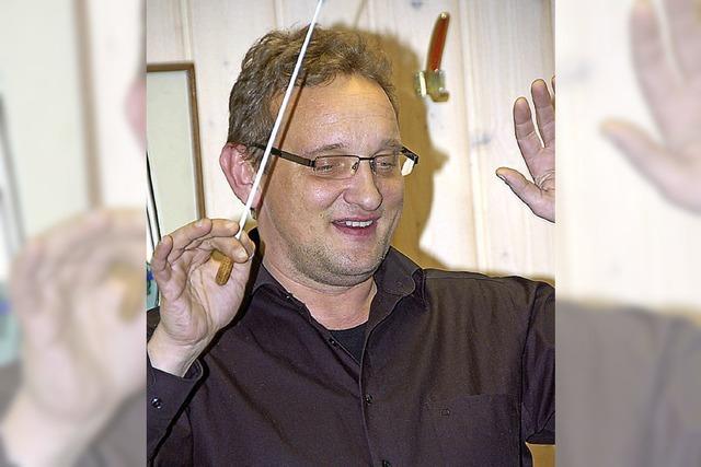 Dirigent Christian Ambs hört auf