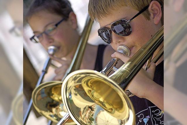 Jugendkapelle sucht neuen Dirigenten
