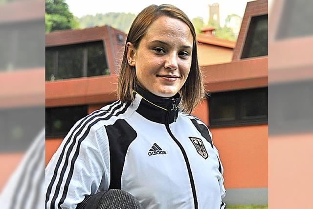 Alexandra Ehler fährt zur EM