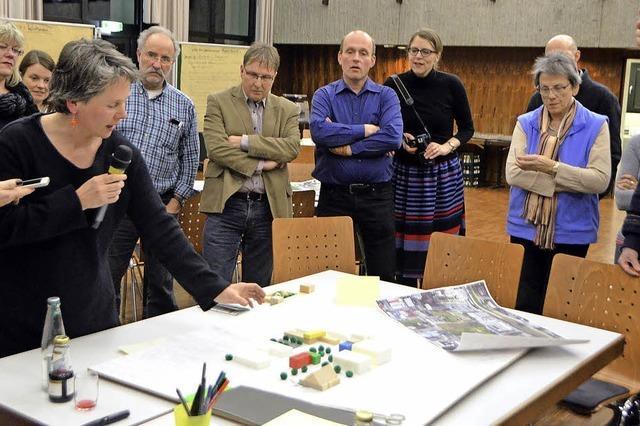 Viele Ideen gehen an den Gemeinderat