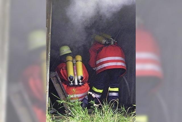 Abteilung Rheinfelden erlebt 102 Alarmierungen