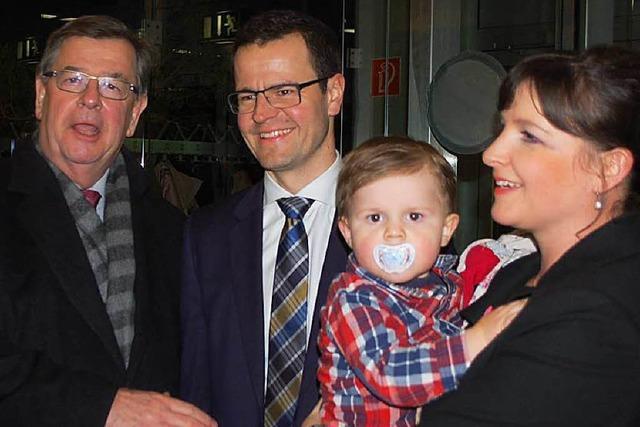 Marco Steffens bleibt Bürgermeister