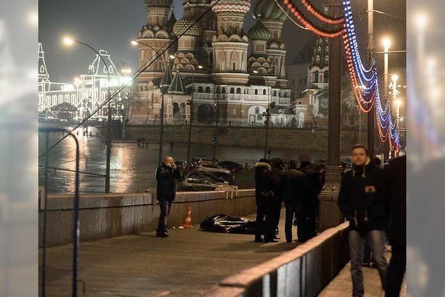 Warum musste der Oppositionspolitiker Boris Nemzow sterben?