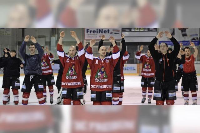EHC holt vier Punkte zum Saisonfinale