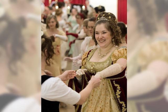 Zum Jane-Austen-Ball