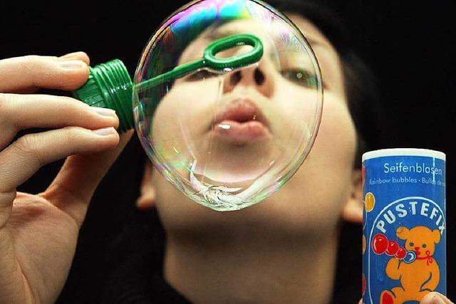 Tübinger Seifenblasenhersteller Pustefix zieht es nach Asien