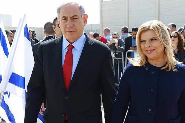 Netanjahu macht Wahlkampf in Washington