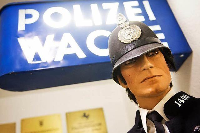 Neues Polizeimuseum in Stuttgart hat eröffnet