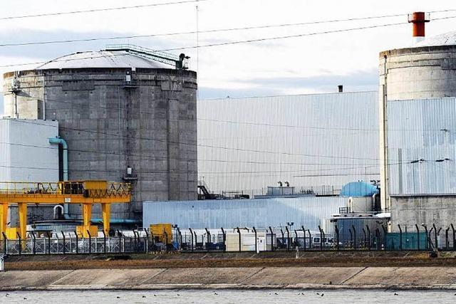 Undichte Leitung – Atomkraftwerk Fessenheim steht wieder still