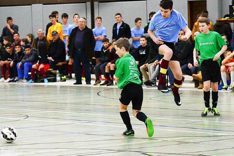 Die Jugendstadtmeisterschaft in Lahr (Foto: Sebastian Köhli)