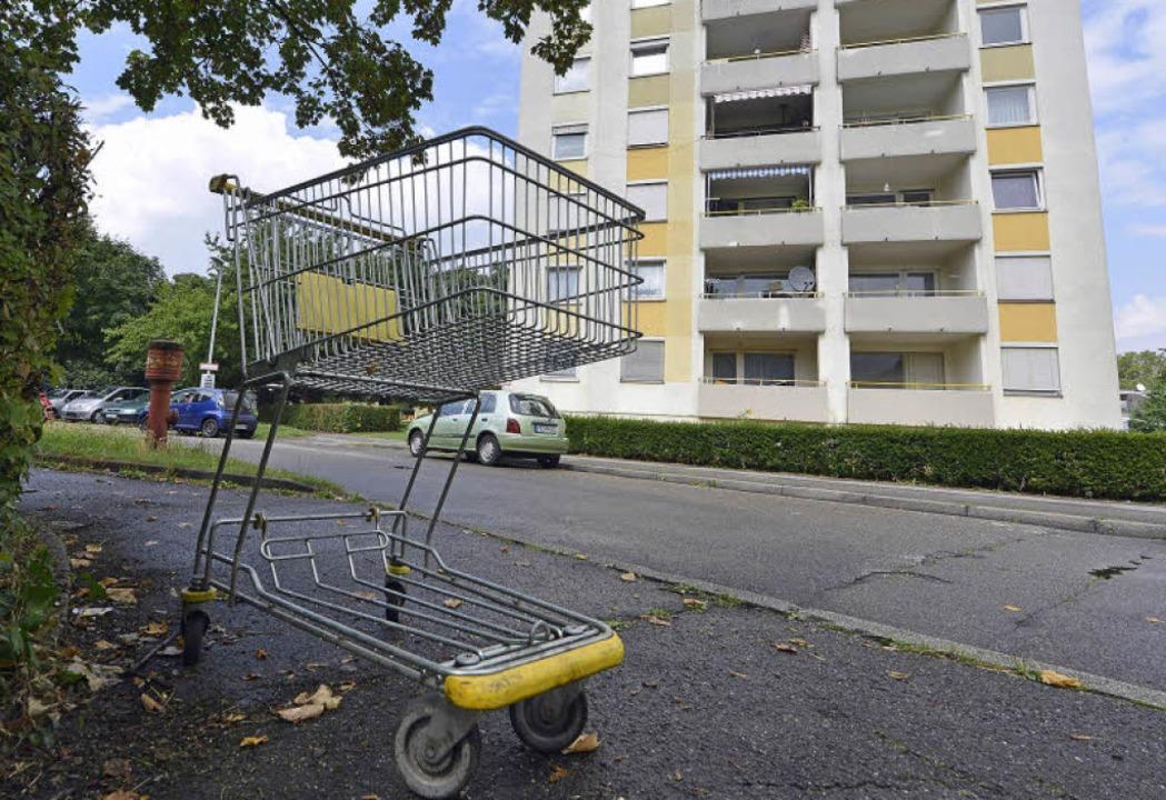 Solche Bilder vagabundierender Einkauf...len bald der Vergangenheit angehören.     Foto: Michael Bamberger