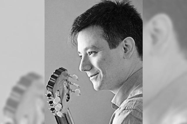 Lateinamerikanische Musik mit Rodrigo Guzman in Frick