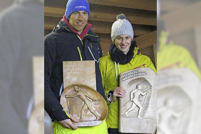 183 Läufer beim Rechbergpokal