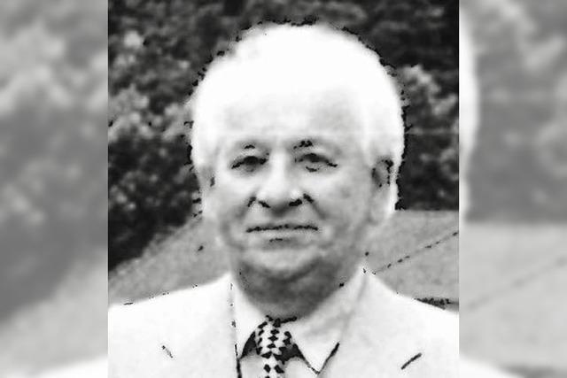 Herbert Kölblin gestorben - Kaufhaus Krauss war sein Leben