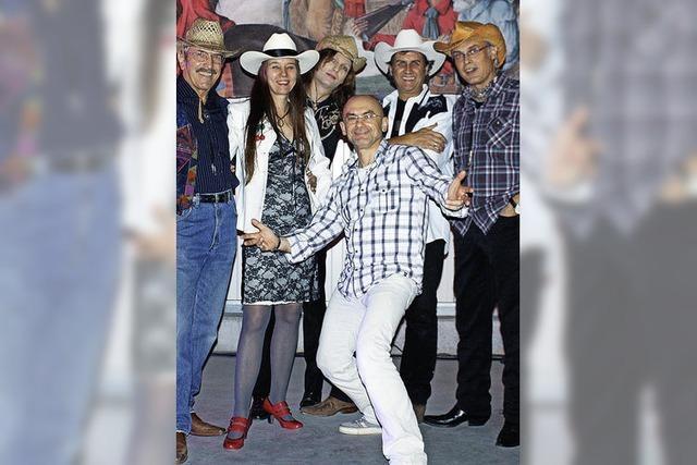 Countrymusik total in der Kandertalhalle