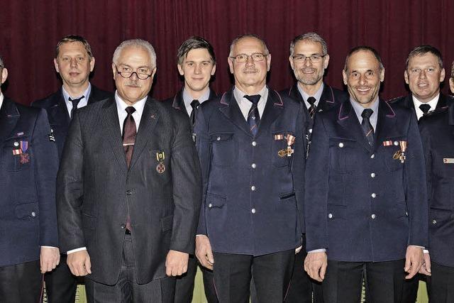 Feuerwehrleute rückten 31 Mal aus