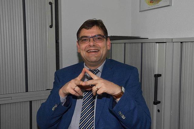 Harald Bitzenhofer beantwortet BZ-Fragebogen