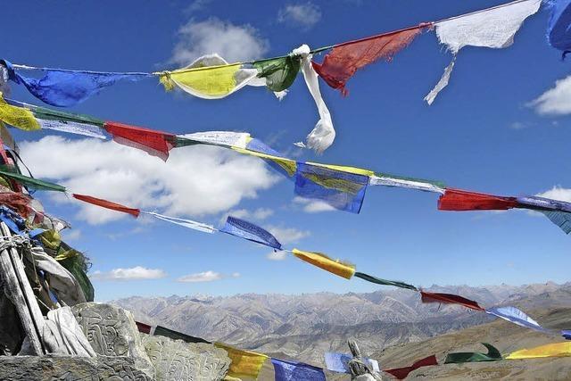 Am Fuße des Everest