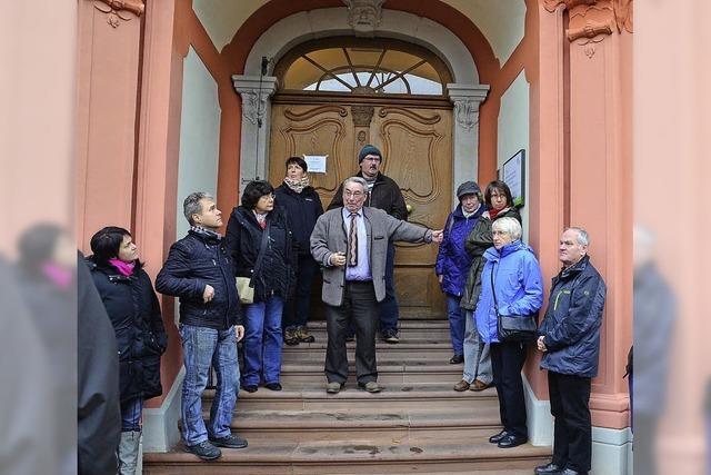 Schloss Beuggen hat viele Freunde