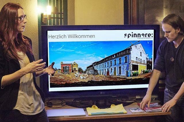 Spinnerei-Verein verzeichnet Zuwachs