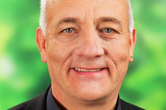 Schoch kandidiert für die Grünen im Wahlkreis Emmendingen
