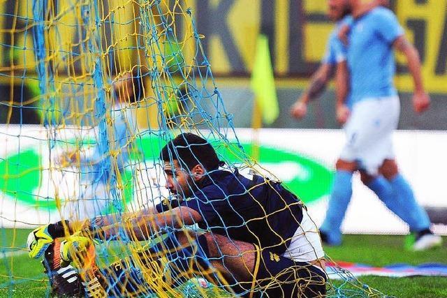 Der italienische Traditionsverein FC Parma ist pleite