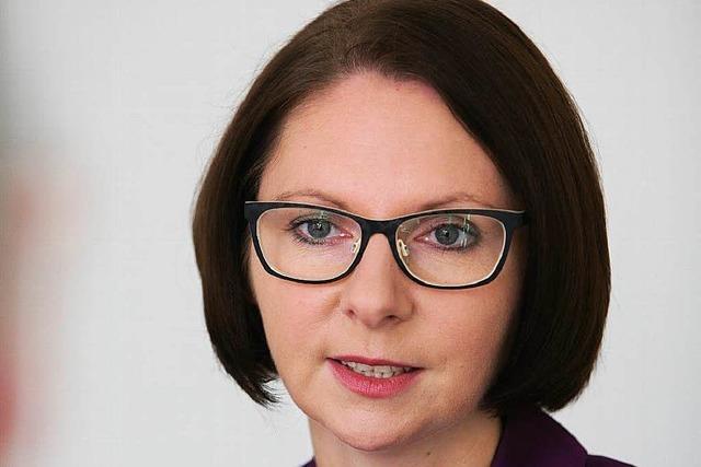 Sandra Boser will wieder in den Landtag
