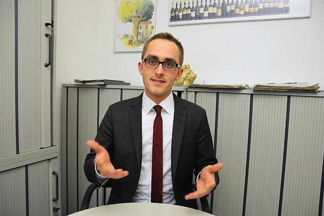 ZUR PERSON: Benjamin Bohn beantwortet BZ-Fragen