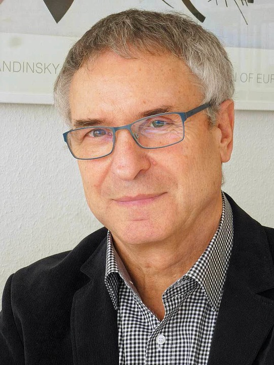 Geschäftsführer Klaus Lauber  | Foto: Stellmach