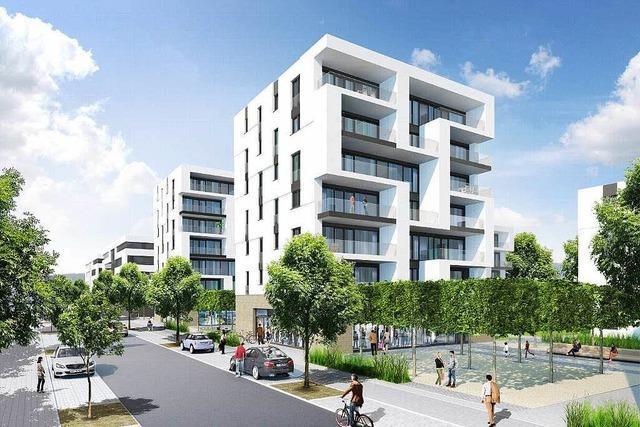 Der Freiburger Immobilienmarkt stagniert auf hohem Niveau