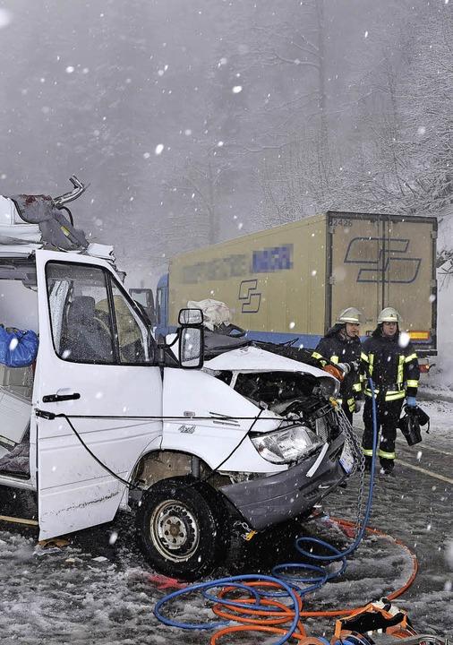 Unfall Todtnau
