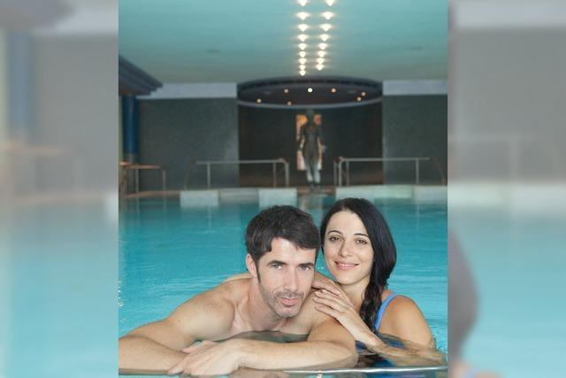 Cassiopeia-Therme mit BZCard