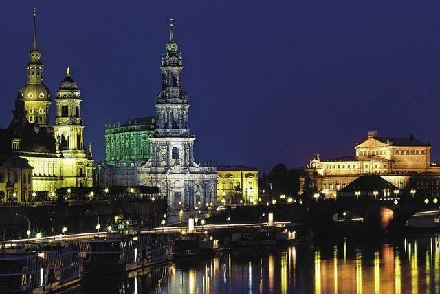 Dresden in der Pfingstwoche genießen