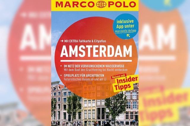 Reiseliteratur: Attraktives Amsterdam