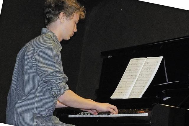 Musikschule Schwarzwald veranstaltet Konzert in Tiengen
