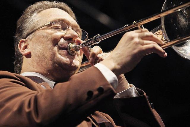 Ernst Hutter & die Egerländer Musikanten in Schopfheim