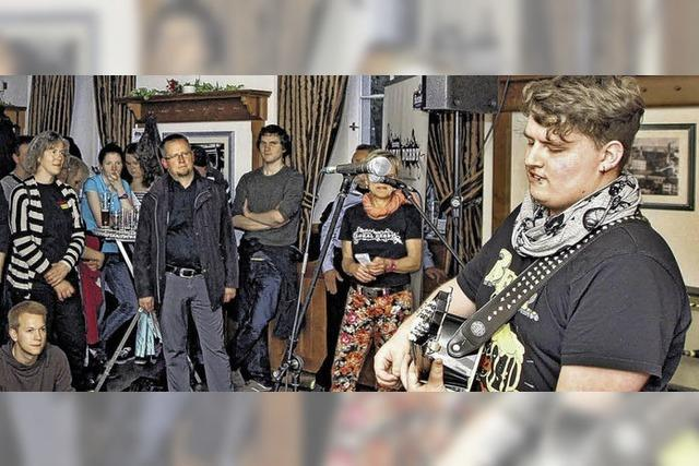 Musiker kämpfen um die große Bühne