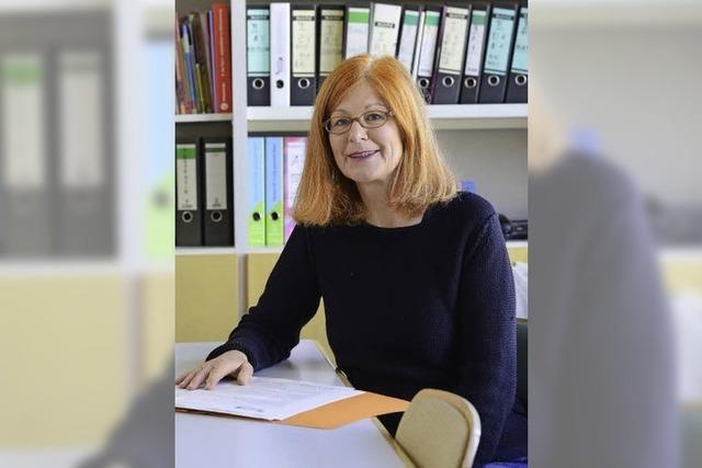 Nach fast 25 Jahren an der Tiengener Schule wird Ulrike Kost nun deren Leiterin