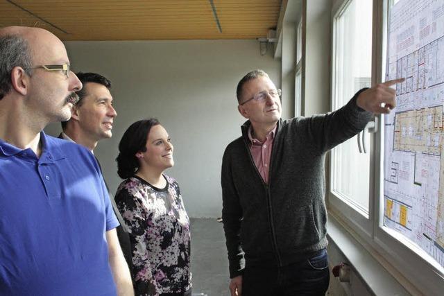 Caritas-Werkstatt in Wallbach wird für eine halbe Million Euro umgebaut und renoviert