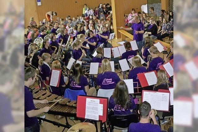 Noch fehlen junge Musiker