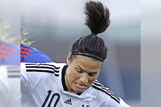 DFB-Frauen verspielen 2:0-Führung