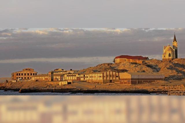 Lüderitz will nun !Nami‡Nûs heißen - das macht Probleme
